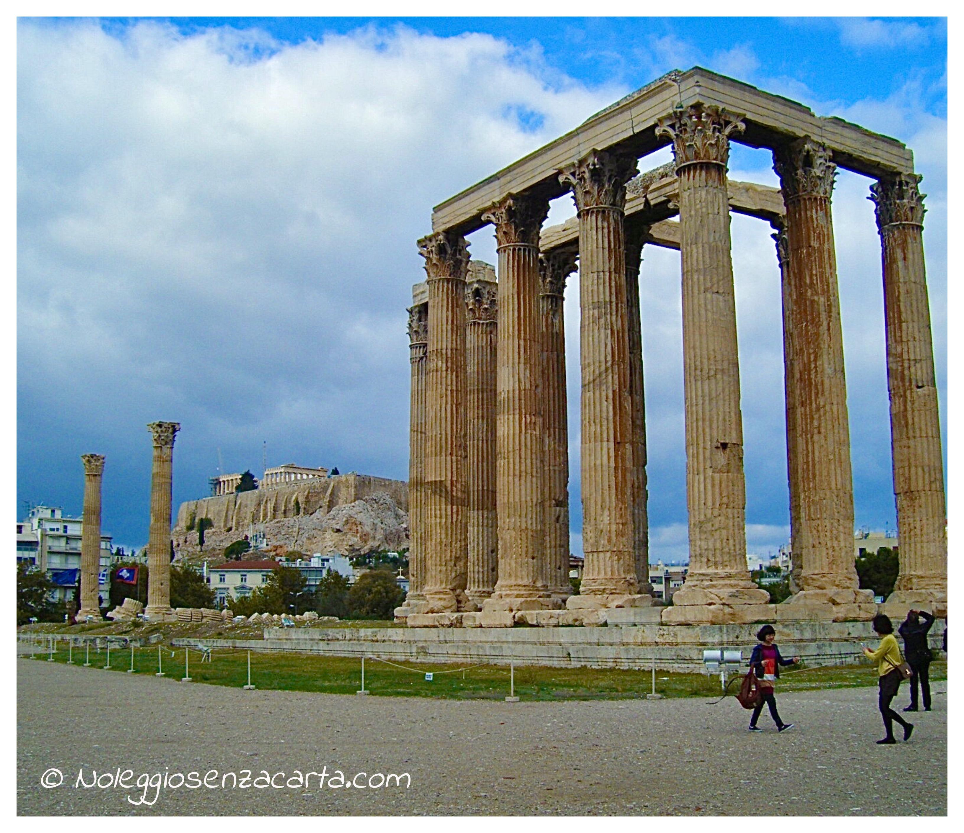 Alquiler coche Atenas sin tarjeta de crédito