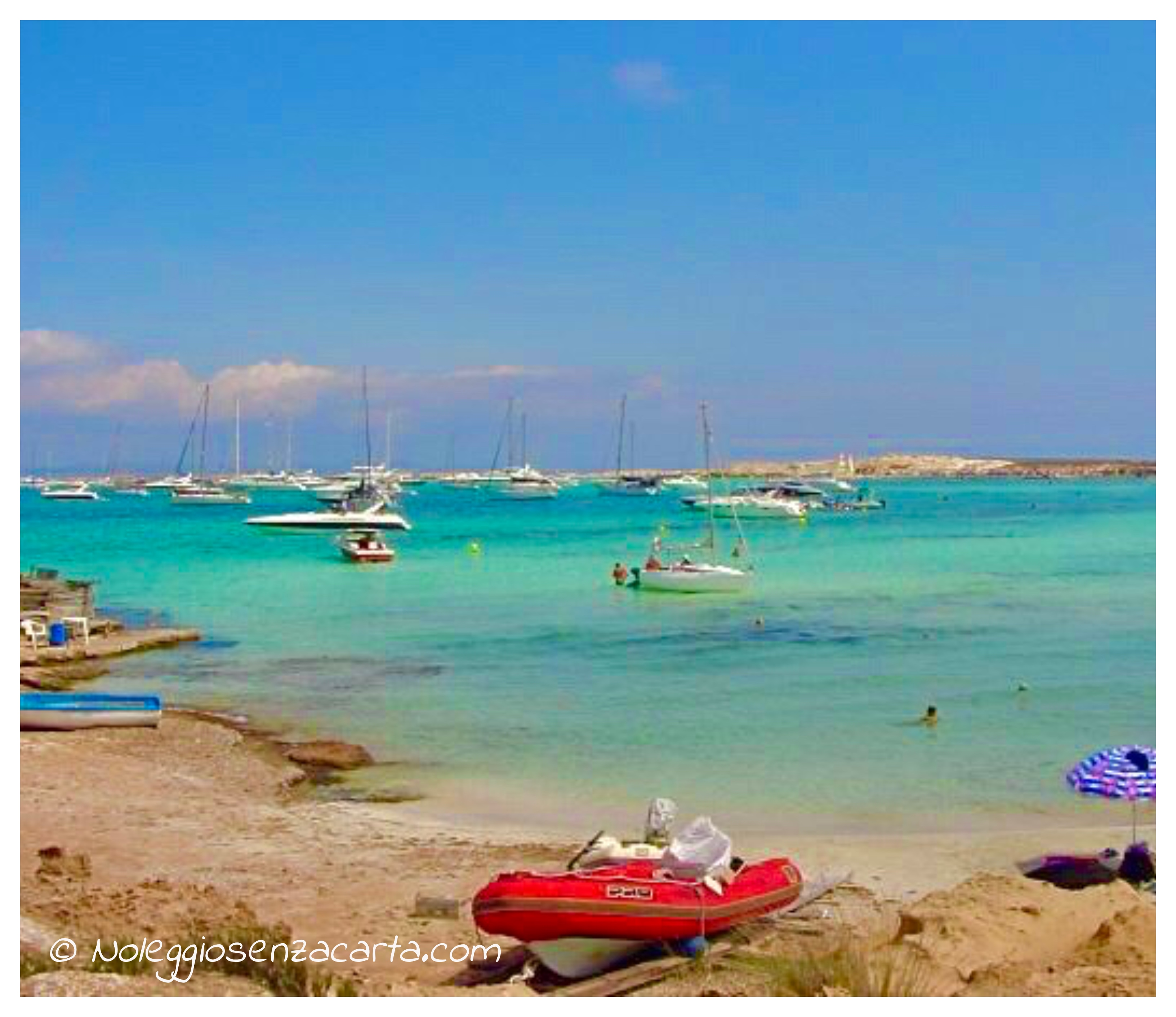 Alquiler coche Formentera sin tarjeta de crédito