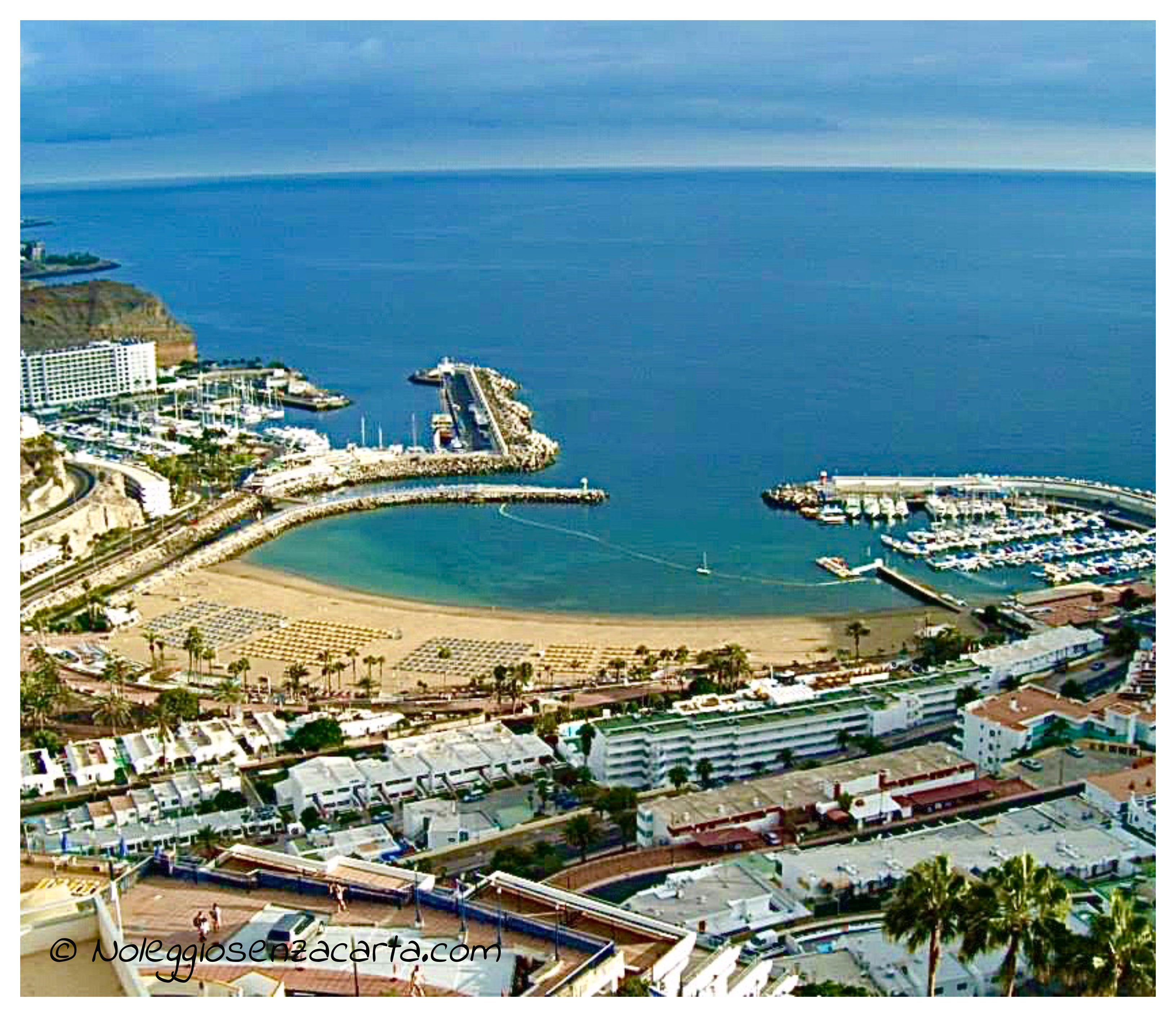Alquiler coche Gran Canaria sin tarjeta de crédito