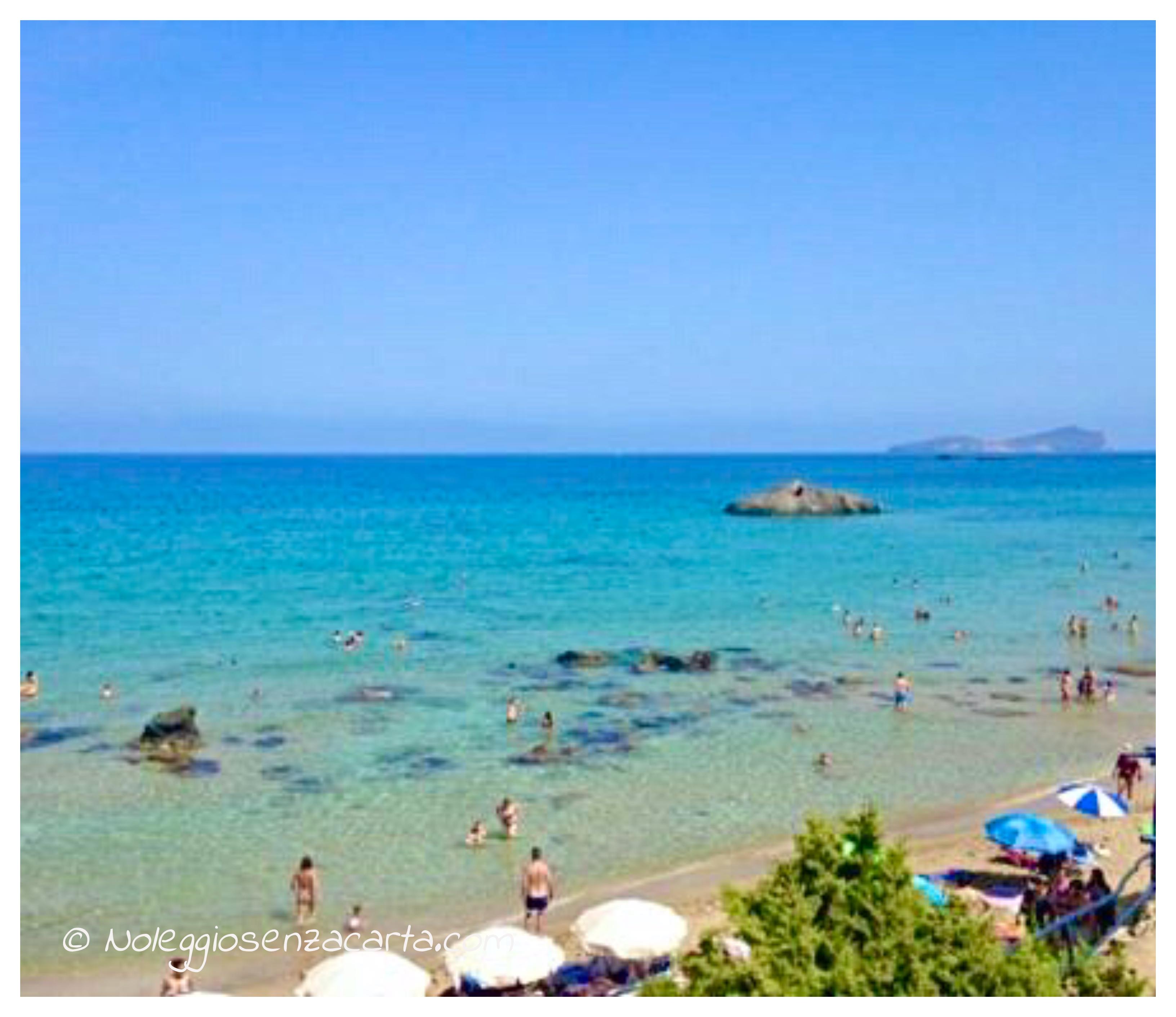 Alquiler coche en Ibiza sin tarjeta de crédito