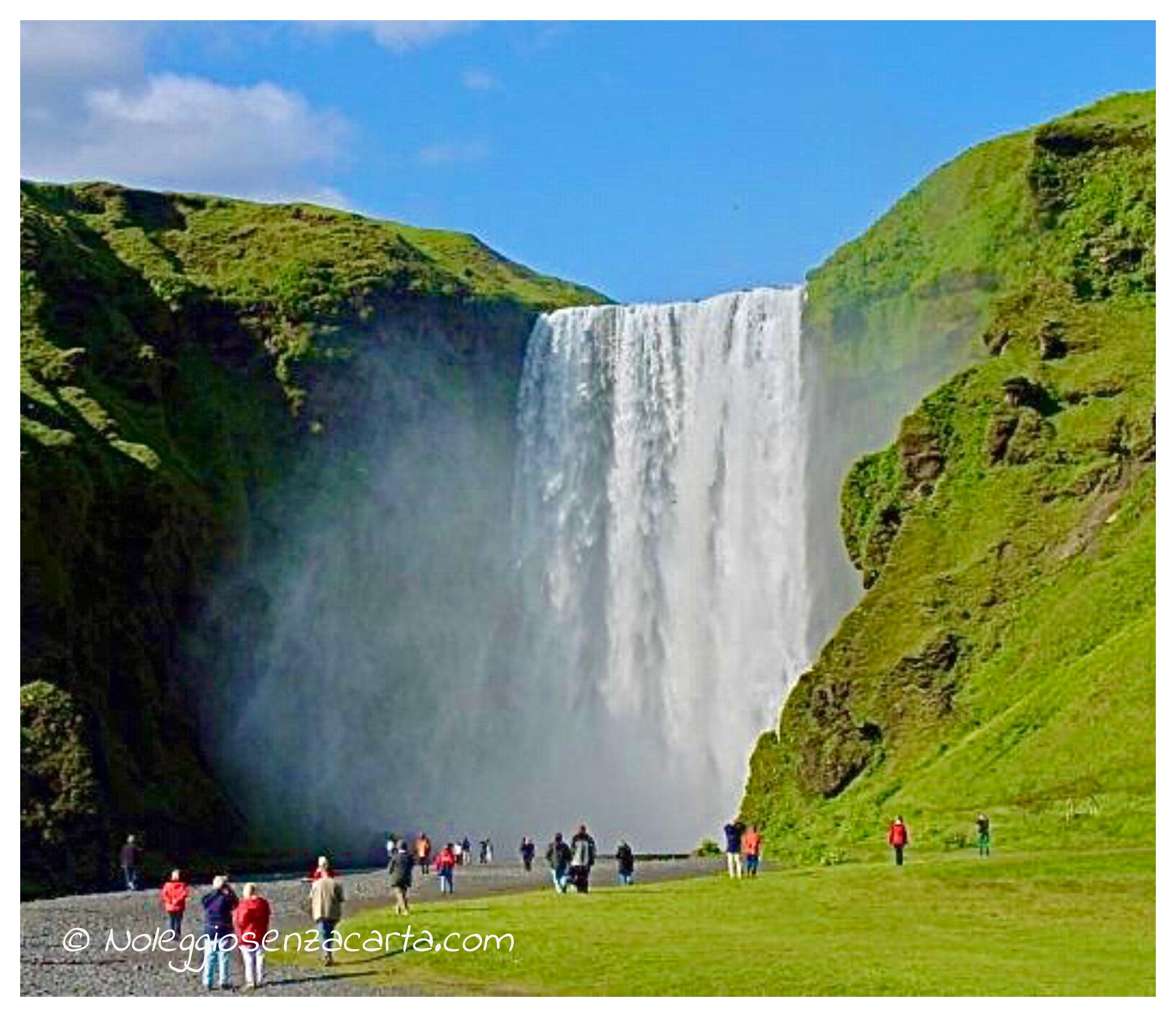 Alquiler coche Islandia sin tarjeta de crédito