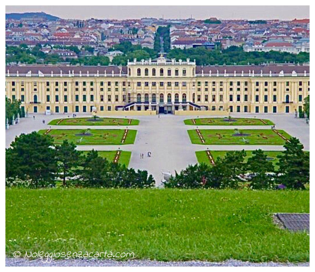 Alquiler coche sin tarjeta de crédito en Viena - Austria