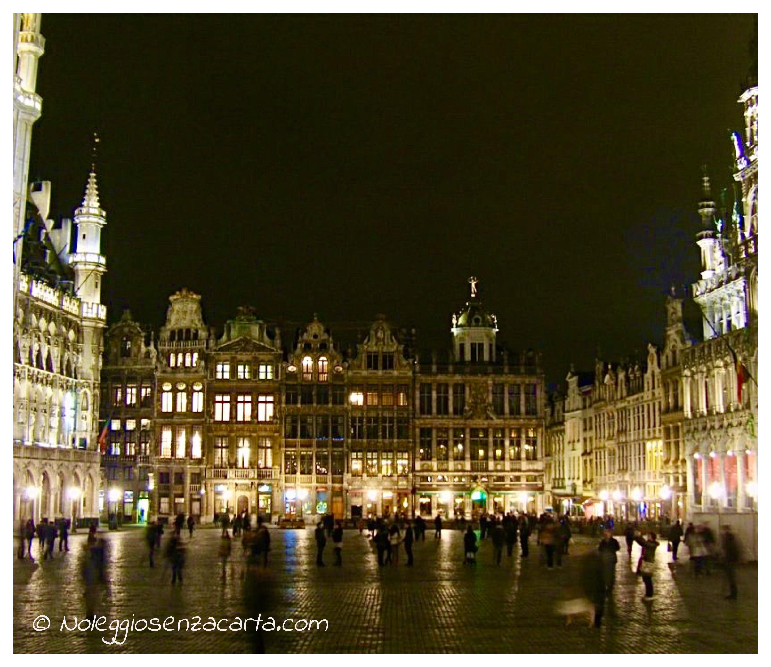 Alquiler coche Bruselas sin tarjeta de crédito