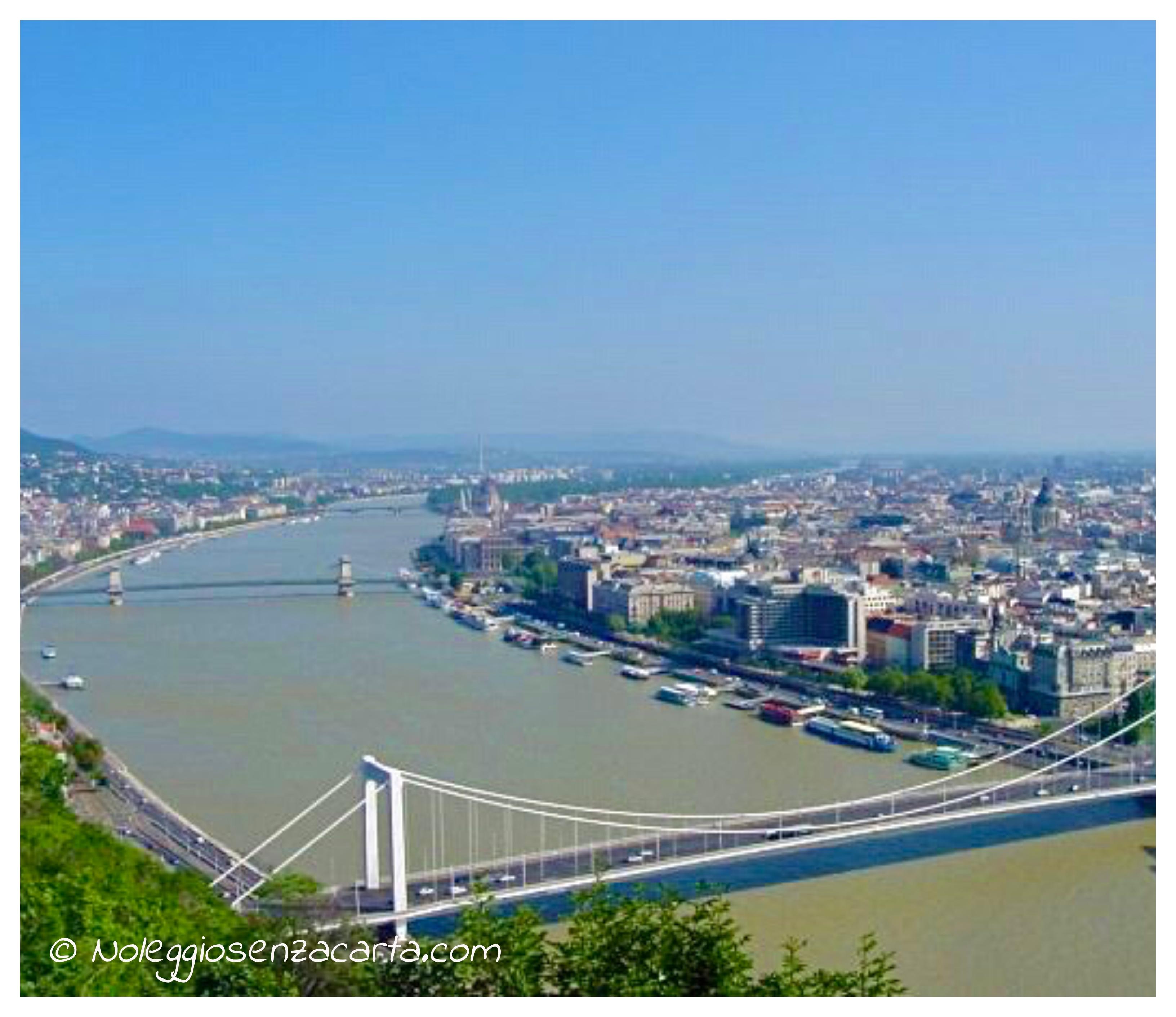 Alquiler coche Budapest sin tarjeta de crédito