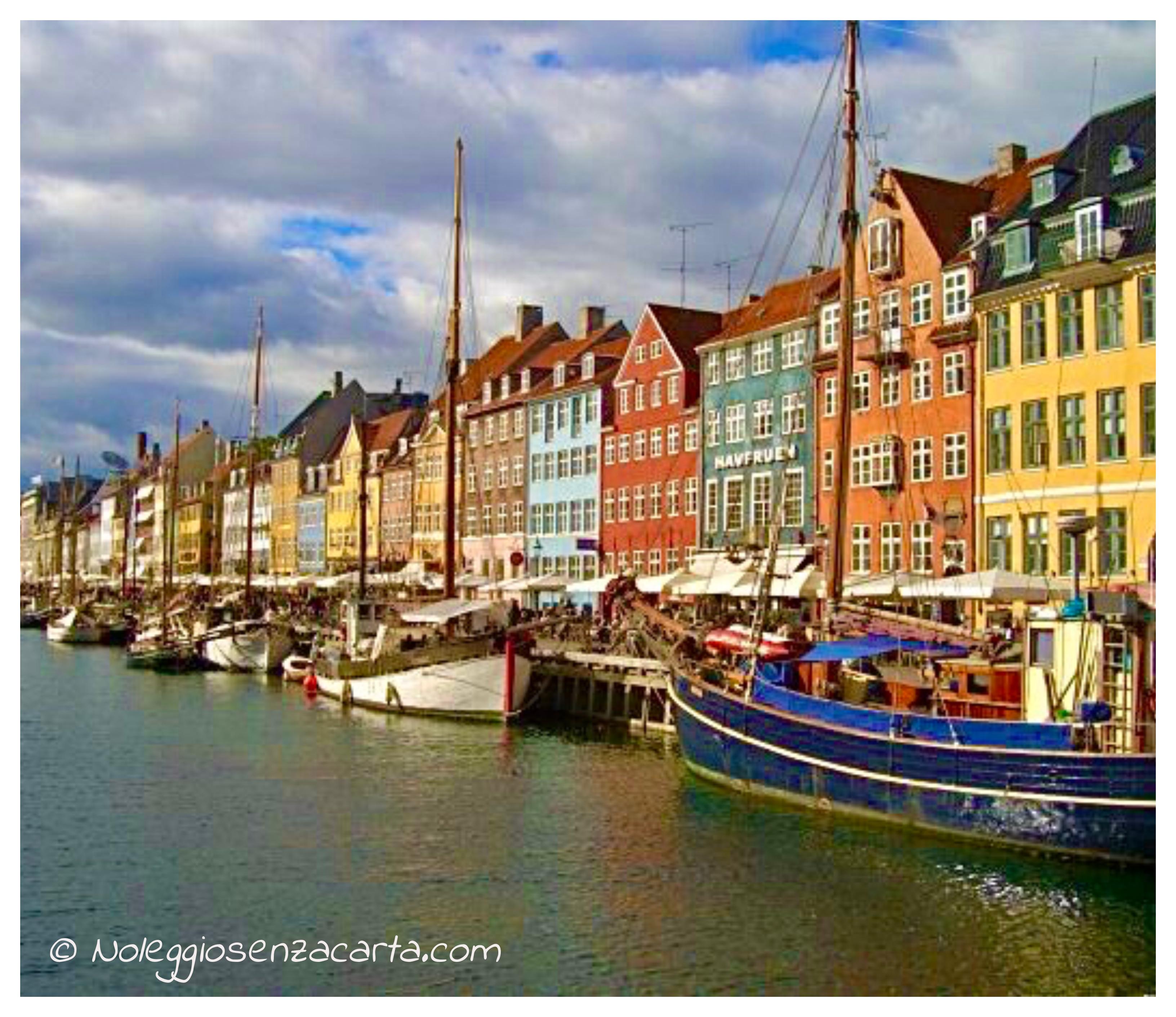 Alquiler coche sin tarjeta de crédito en Copenhague – Dinamarca