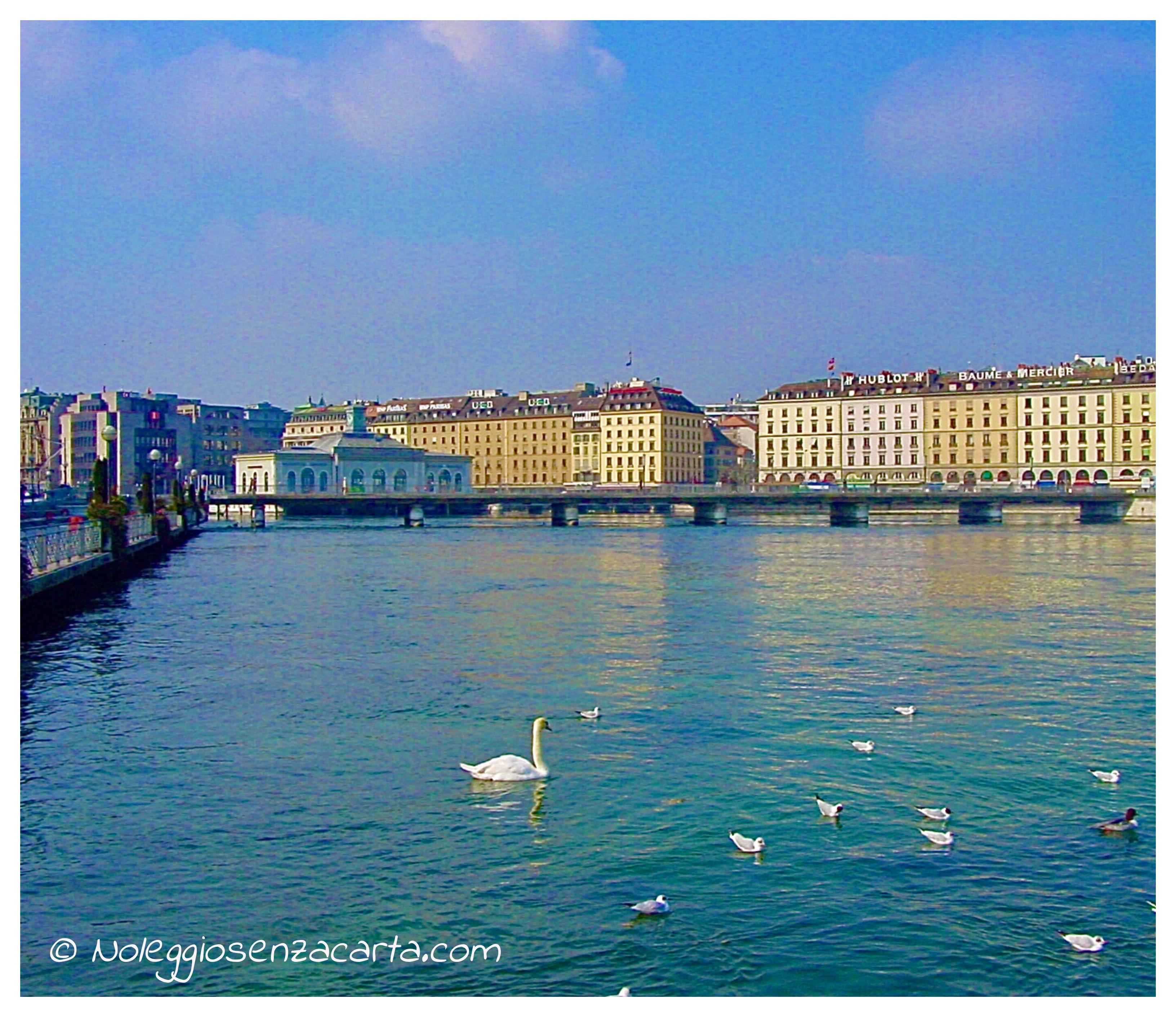 Alquiler coche sin tarjeta de crédito en Ginebra – Suiza