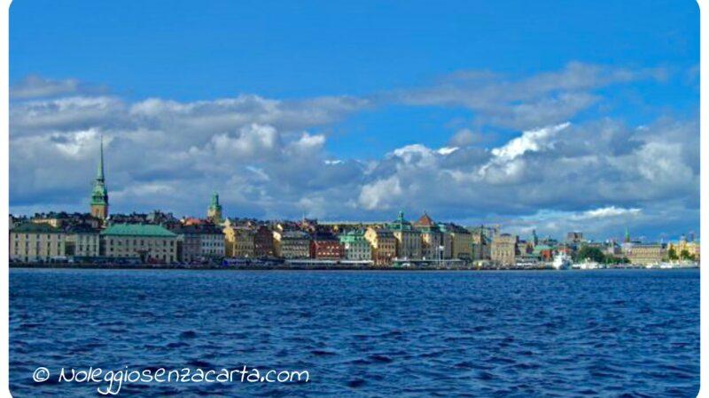 Alquiler coche sin tarjeta de crédito Estocolmo – Suecia